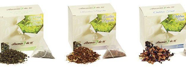 Té para llevar: disfruta del té en pirámides con esta nueva oferta