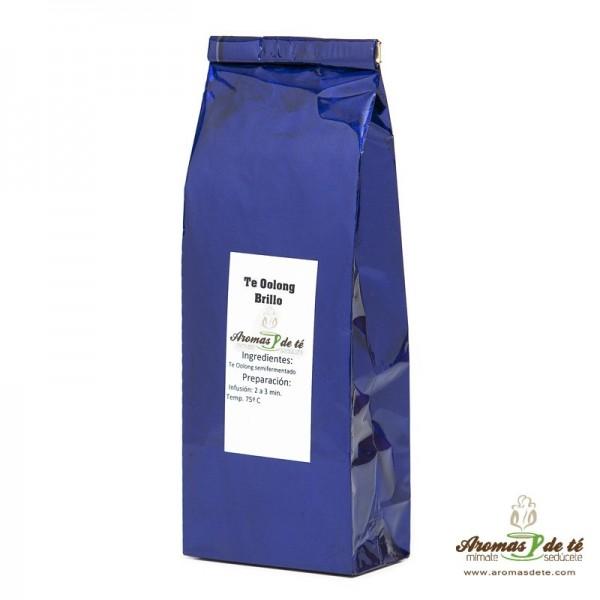 Atrévete a probar el té oolong o té azul