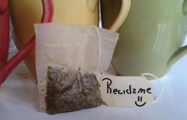 Bolsitas de té: descubre todos los usos que les puedes dar