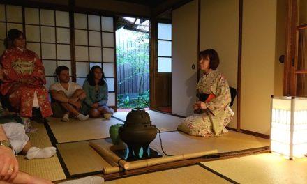 La ceremonia del té: mucho más que un ritual