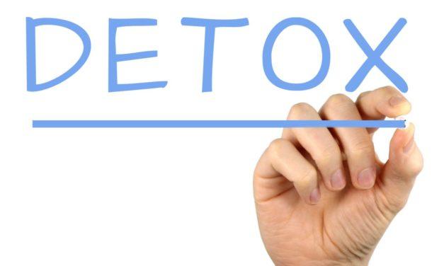 'Operación detox', mejor con tés y alimentos naturales y antioxidantes