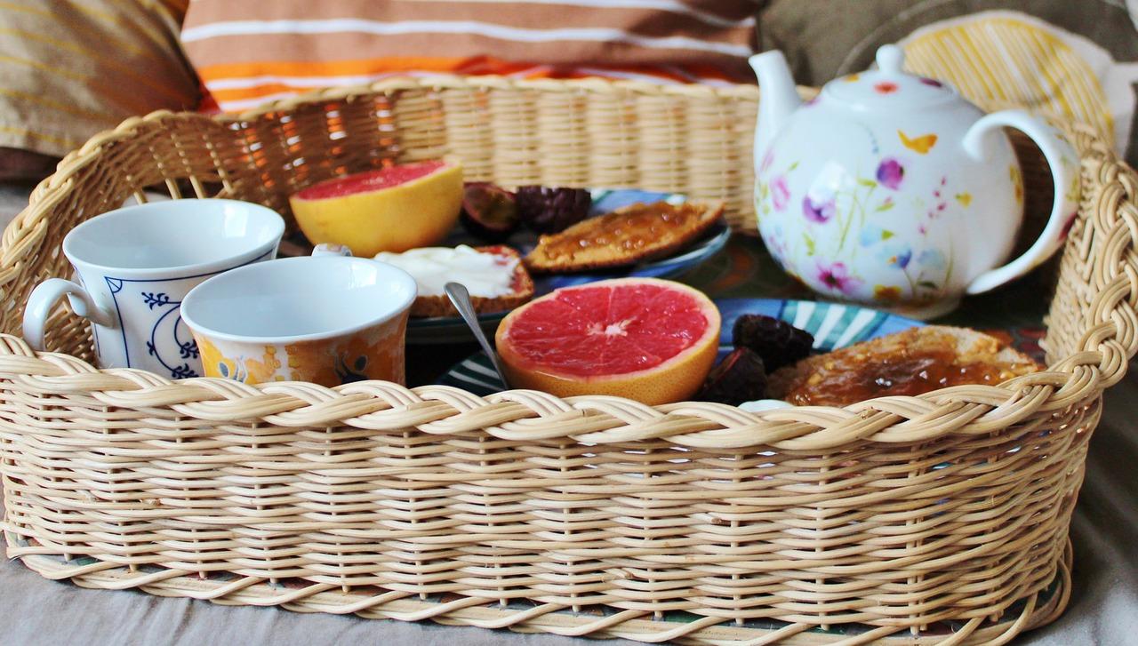 Tés e infusiones para el desayuno: comienza el día de forma saludable