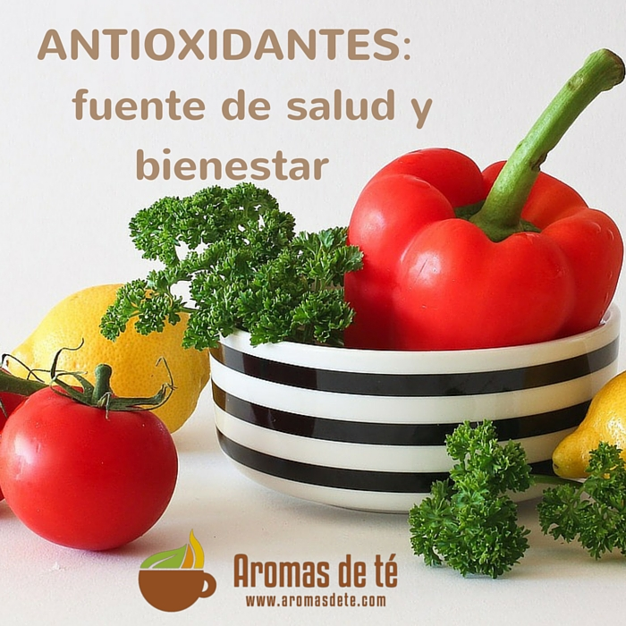 Antioxidantes: fuente de salud y bienestar