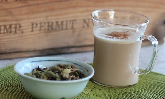 Viajar a la India en una taza de Té Chai