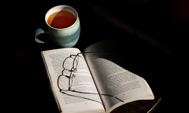 Le thé dans les livres