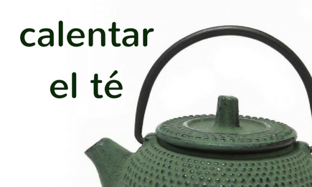 ¿Cómo calentar el agua del té?