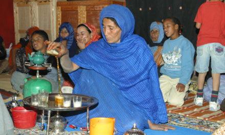 Sáhara y el té: una gran historia de amor