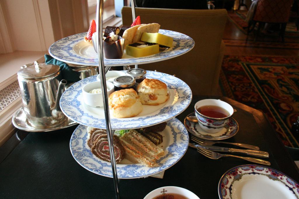 Inglaterra y la tradición del té negro