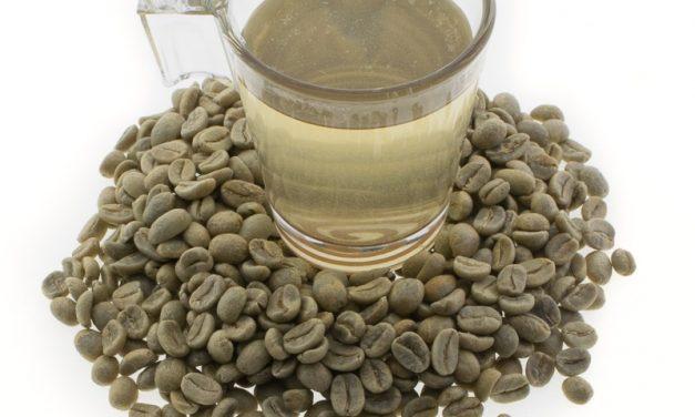 Verd cafè: propietats i beneficis d'una copa a l'alça