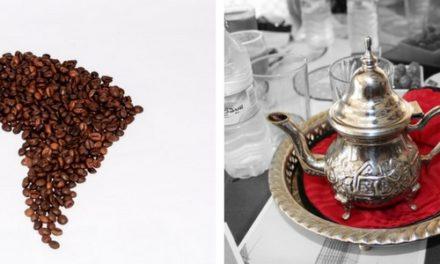 El sabor de África a través de sus tés, cafés e infusiones
