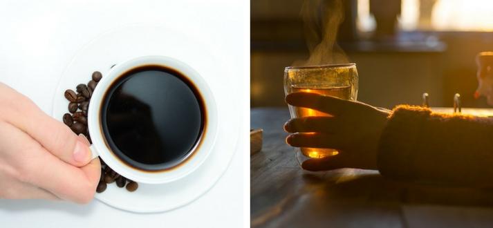 ¿Infusión, té o café? ¿Con cuál te quedas?