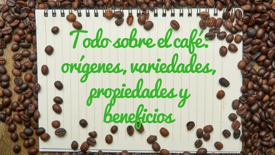 Todo sobre el café: orígenes, variedades, propiedades y beneficios