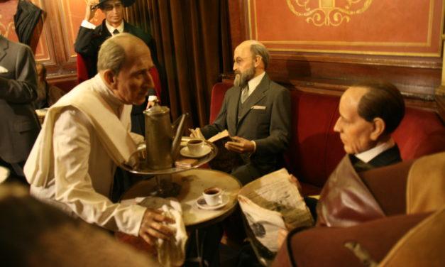 Viaje por los cafés más característicos de Europa