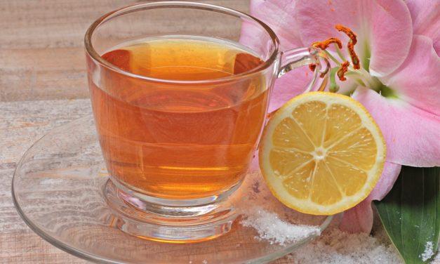 ¡Bienvenido febrero! Tés e infusiones a base de plantas y frutas del mes