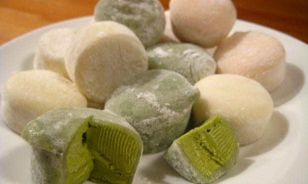 Miniaturas dulces y saladas para la hora del té