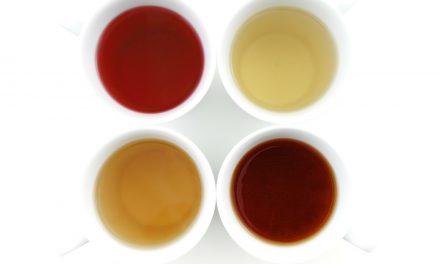 Mini guía básica para conocer las propiedades de los principales tés