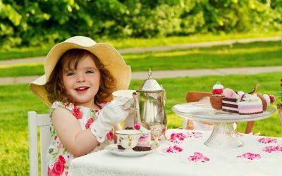 Infusiones para niños: el placer de compartir tu pasión en familia