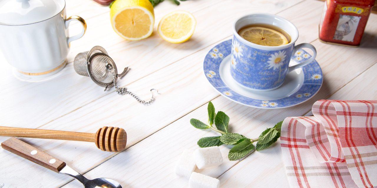 4 recetas con té e infusiones para cuidarte este otoño-invierno