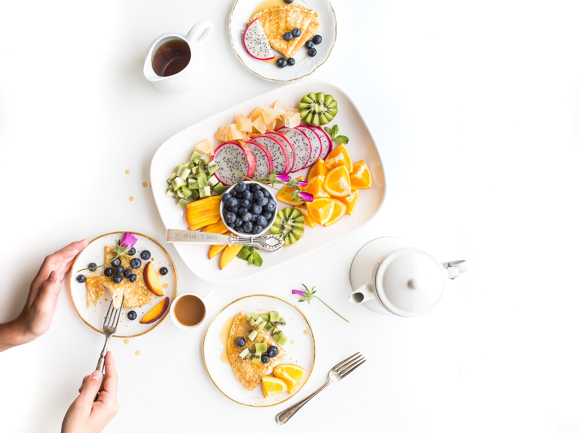 La importancia de desayunar + 3 ejemplos saludables para ti