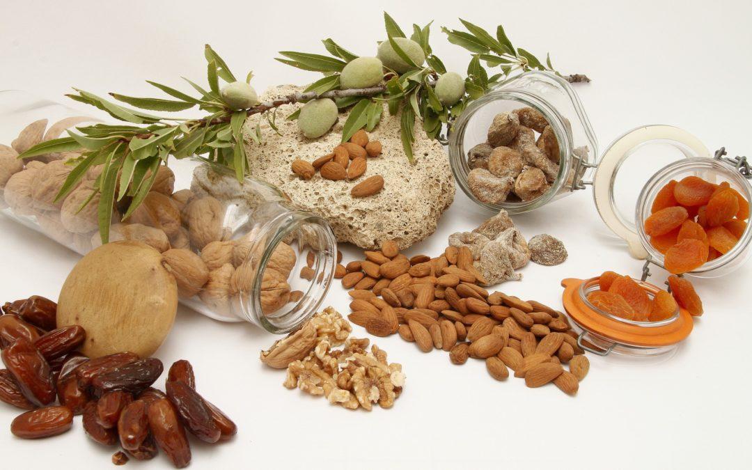 Frutos secos: propiedades, beneficios y consejos